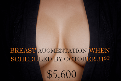 Breast Augmentation Spooktacular Special