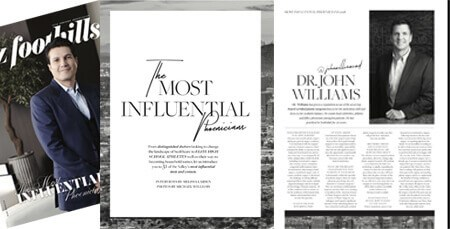 Arizona Foothills Magazine –  Most Influential Phoenicians 2018