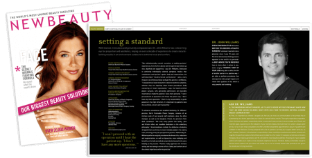 NEW BEAUTY – The World's Most Unique Beauty Magazine Spring 2009 Issue