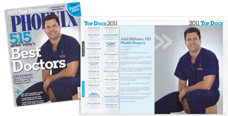 Top Docs Phoenix — PHOENIX MAGAZINE – Top Doctors 2011 Issue